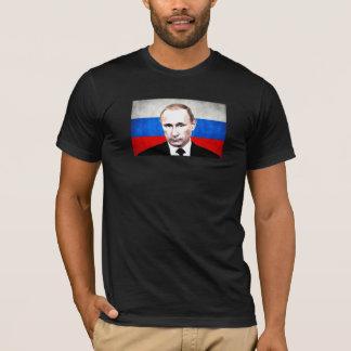 Camiseta Putin com bandeira