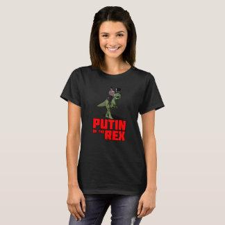 Camiseta Putin no Rex