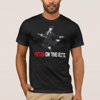 Camiseta Putin no Ritz