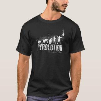 Camiseta Pyrolution - The evolução of Pyros