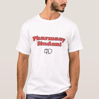 Camiseta QD do estudante da farmácia