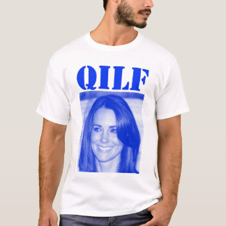 Camiseta Qilf Kate Middleton