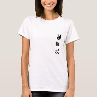 Camiseta Qiqong com yin yang