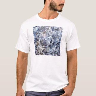 Camiseta Quadrado abstrato da dança 3 do expressionista