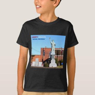 Camiseta QUADRADO da LIBERDADE - McRae, Geórgia