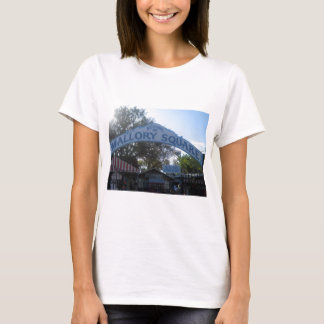 Camiseta Quadrado de Mallory, Key West