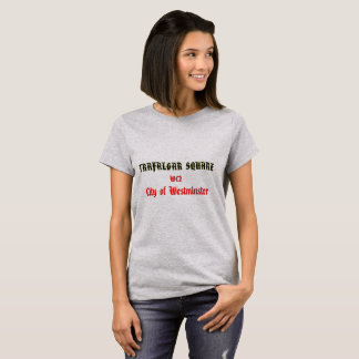 Camiseta Quadrado de Trafalgar