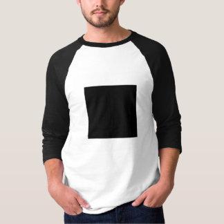 Camiseta quadrado preto