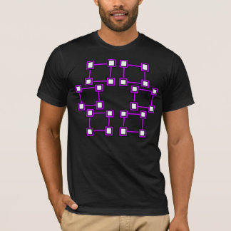 Camiseta Quadrados do Hex