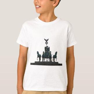 Camiseta Quadriga de BERLIM na porta de Brandemburgo