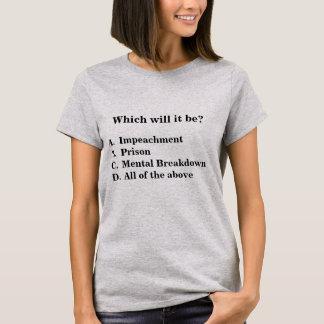 Camiseta Qual ele será