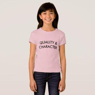 Camiseta Qualidade & t-shirt de Character™