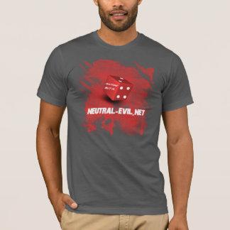 Camiseta Qualquer coisa mas um 1 Neutro-Mau