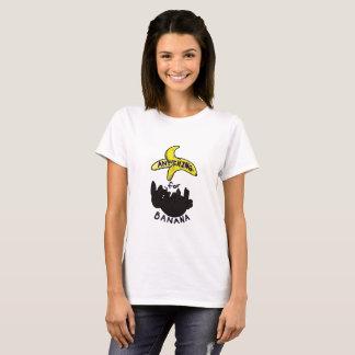 Camiseta Qualquer coisa para a banana (coelho)