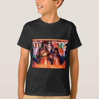 Camiseta Quando os guerreiros girarem para amantes