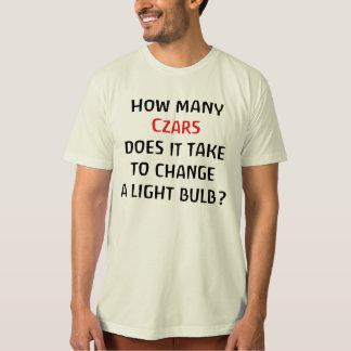 Camiseta Quantos czars?