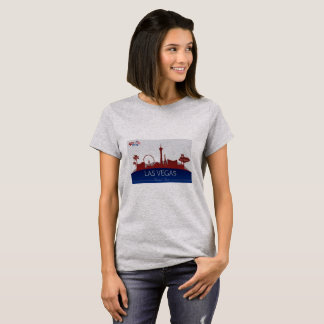 Camiseta Quarto de Las Vegas de julho