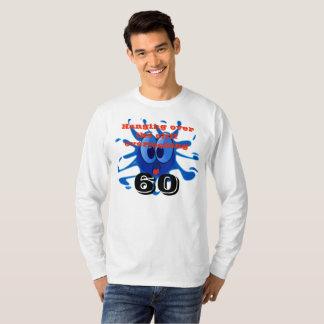 Camiseta Quase 60? - OH MEU T
