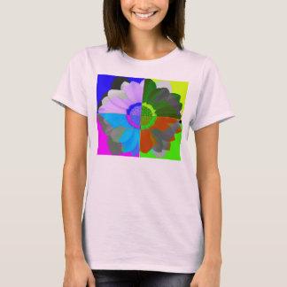 Camiseta Quatro colibris felizes