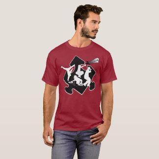 Camiseta Quatro elementos de Hip Hop
