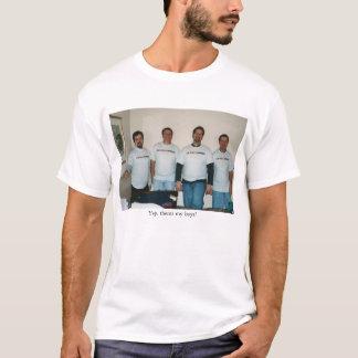 Camiseta Quatro irmãos