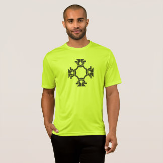Camiseta quatro lados