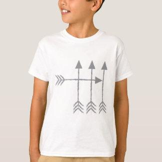 Camiseta Quatro setas