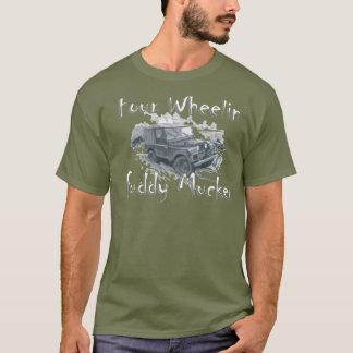 Camiseta Quatro Wheelin Fuddy Mucker - Land Rover