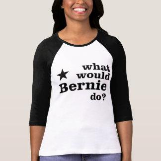 Camiseta Que Bernie faria?