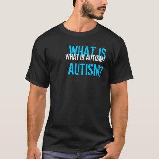 Camiseta Que é autismo?