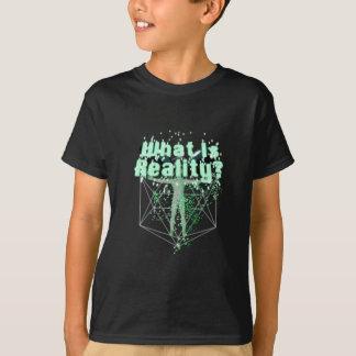 Camiseta Que é realidade?