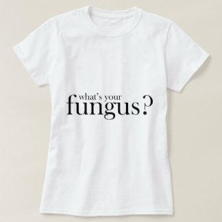 Camiseta Que é seu fungo?