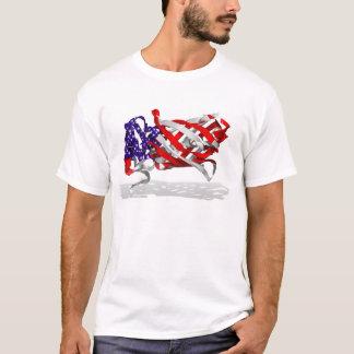 Camiseta Que está em seu genoma? - nenhum texto,