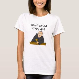 Camiseta Que Kirby faria?