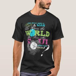 Camiseta Que lucra um homem? T-shirt do 16:24 de Matthew