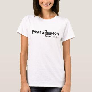 Camiseta Que mergulhão-do-norte