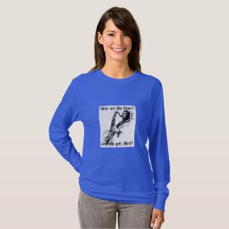 Camiseta Que são os azuis e quem obtem-nos?