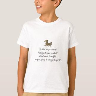 Camiseta Que você quer o unicórnio?