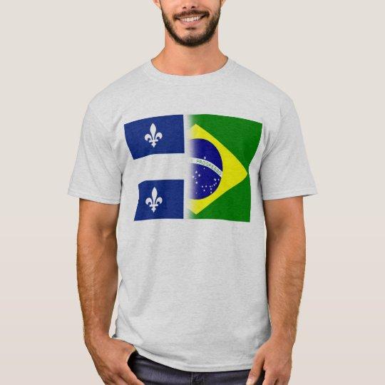 Camiseta Quebec Brasil