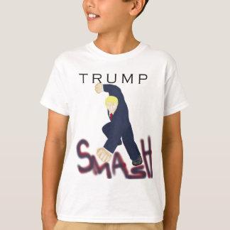 Camiseta Quebra do trunfo! (miúdos & mais)