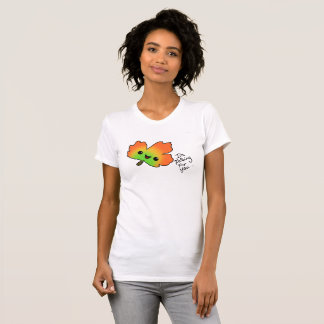 Camiseta Queda para você