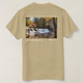 Camiseta Quedas do navio de pesca a linha