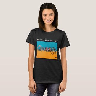 Camiseta Queens 2 um T - a arte inspirou produtos wearable!