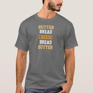 Camiseta Queijo brindado por favor