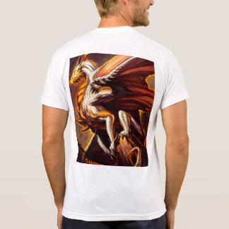 Camiseta Queimadura