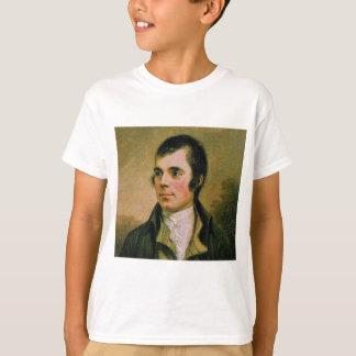 Camiseta Queimadura de Robert, comemorando a noite da