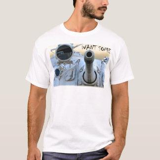 Camiseta Queira algum
