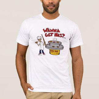 Camiseta Queira obter Hai