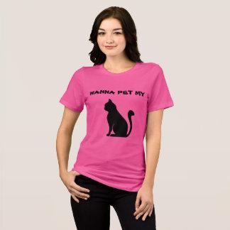 Camiseta Queira Pet meu gatinho