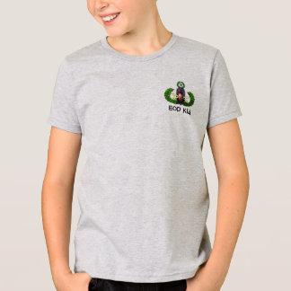 Camiseta Queira ser EOD, miúdo do EOD